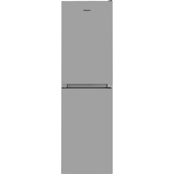 Hotpoint, HBNF55181S, 50/50 Fridge Freezer, Silver