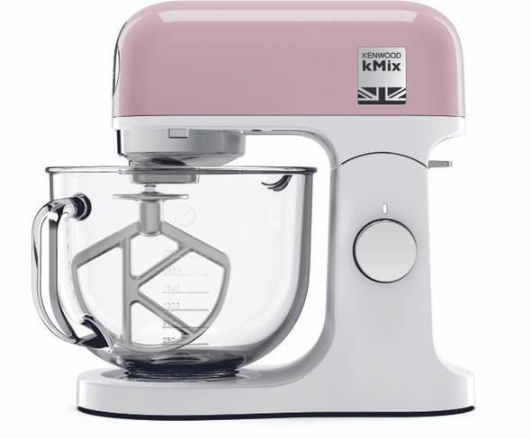 KENWOOD, KMX754PP, kMix Stand Mixer, Pastel Pink