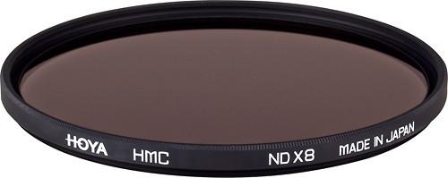 Hoya - HMC ND8 52mm Neutral-Density Lens Filter