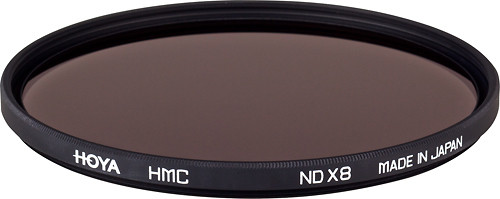Hoya - ND8 58mm Multicoated Neutral-Density Lens Filter
