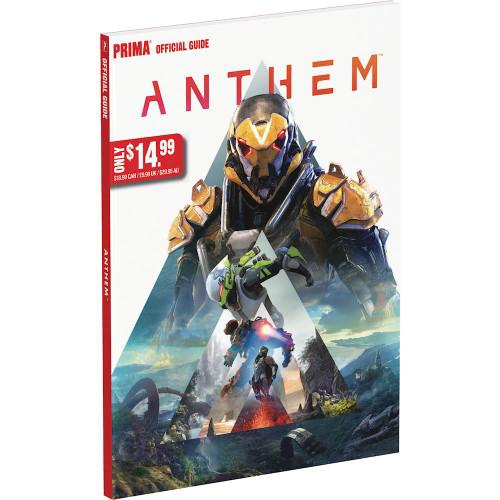 Prima Games - Anthem (Game Guide)