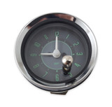 ISP 52MM CLOCK - GREEN