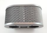 FLAT-4 MESH AIR CLEANER, fits · WEBER IDF · DELLORTO DRLA · EMPI HPMX - EACH