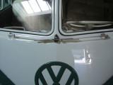 SAFARI WINDOW WIPER BLADE REST