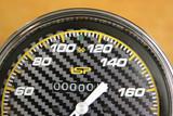 CARBON RACE TRIP SPEEDOMETER 200KM