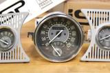 BEETLE MPH SPEEDO+GAS COMBO 4 GAUGE KIT - BEIGE
