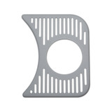 ACCESSORY GAUGE PANEL GRILL SINGLE 52MM RIGHT