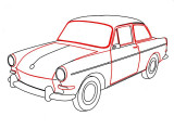 Notchback; American Style With Pop-Outs 1968-1969