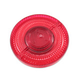 TYPE 34 TAIL LIGHT LENS - RED