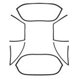 Type 34 Window Seal Kit