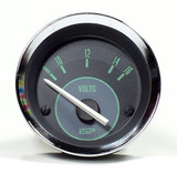 ISP VOLT METER GAUGE 52MM - GREEN