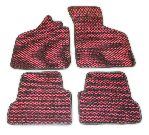 TYPE 3 COCO MATS - 4 PIECE