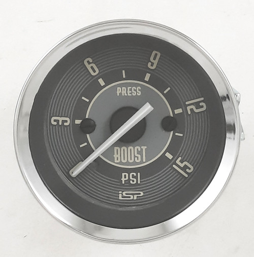 VINTAGE SERIES BOOST GAUGE 52MM