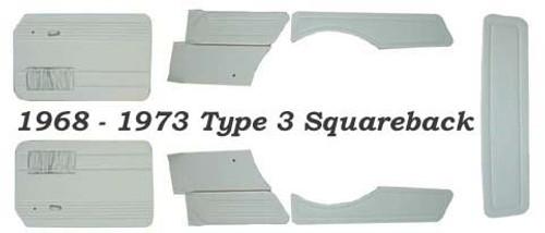 Squareback 68-73 STD 9pc Panel Set