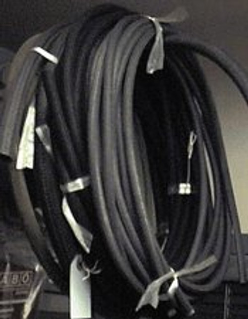 RUBBER FUEL LINE by Ft.