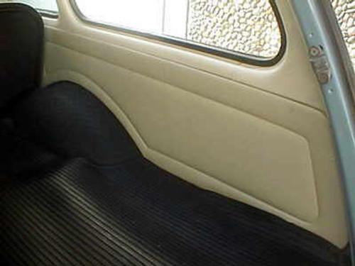 Squareback 61-73; STD Rear Well Panel