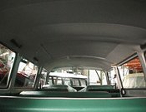 Bus 75-79 Headliner with Sunroof; 6 Bows, 3 Sunroof