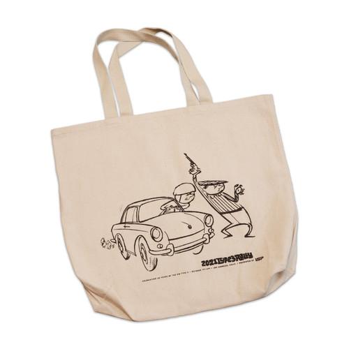 2021 Type 3 Rally Tote Bag