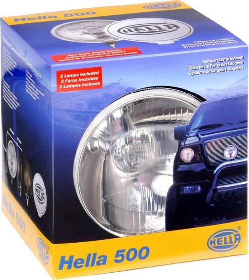 "Hella 6"" Model 500 Driving Light Kit"