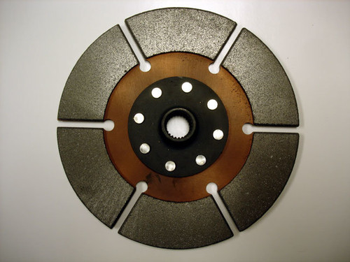 200mm Black Magic Clutch Disc