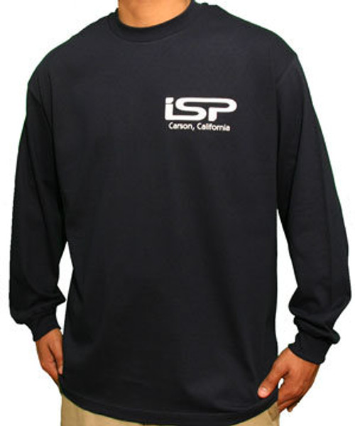 TYPE 3 BLUE PRINT SHIRT LONG SLEEVE