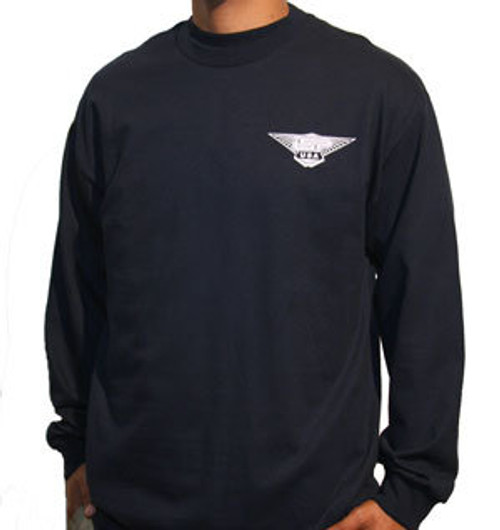 BUS BLUE PRINT LONG SLEEVE