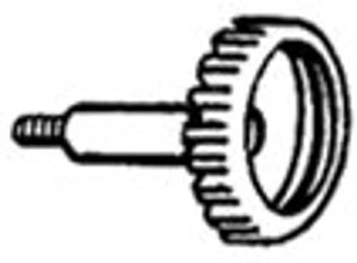 SPINDLE WITH KNOB