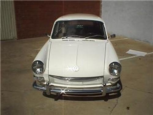 Hood Handle - Type 3 1966-1969