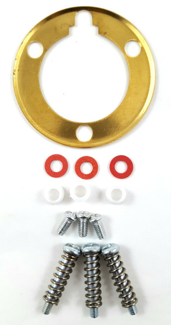HORN CONTACT PLATE AND SCREW KIT