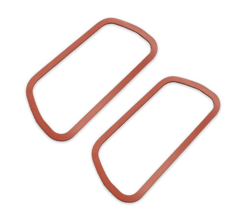 SILICONE VALVE COVER GASKETS - PAIR