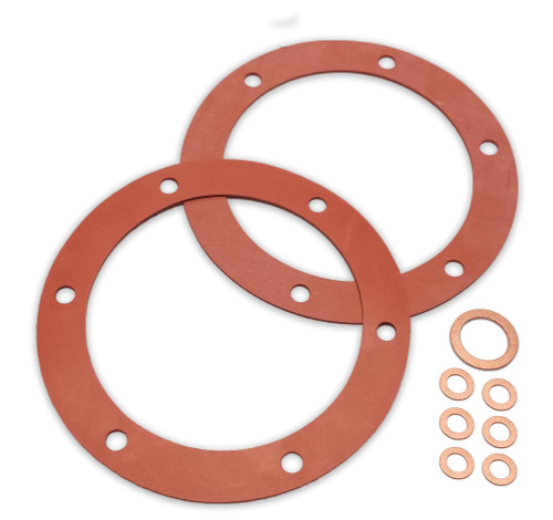 SILICONE OIL DRAIN PLATE GASKET KIT