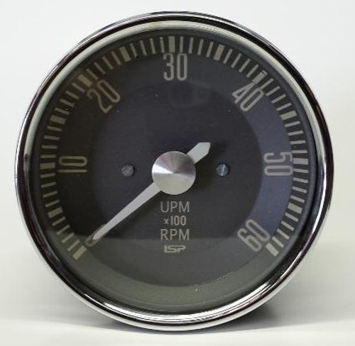 EARLY TYPE 3 TACHOMETER - WHITE NEEDLE