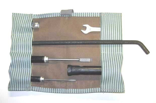 TOOL KIT, EARLY, BLUE CORD