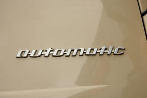 Automatic Emblem - Squareback 1969-1973