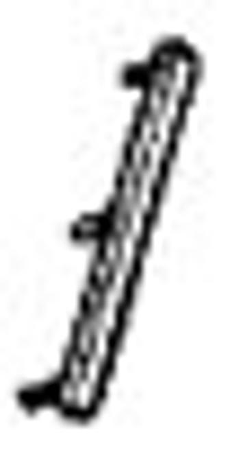Squareback Rear Door Line Emblem