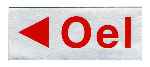 OEL Sticker