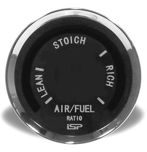 AIR FUEL RATIO GAUGE 52MM BLACK