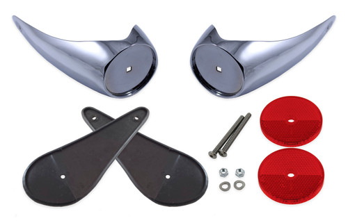 COMPLETE TYPE 3 REAR REFLECTOR KIT