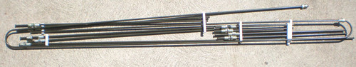 METAL BRAKE LINE KIT