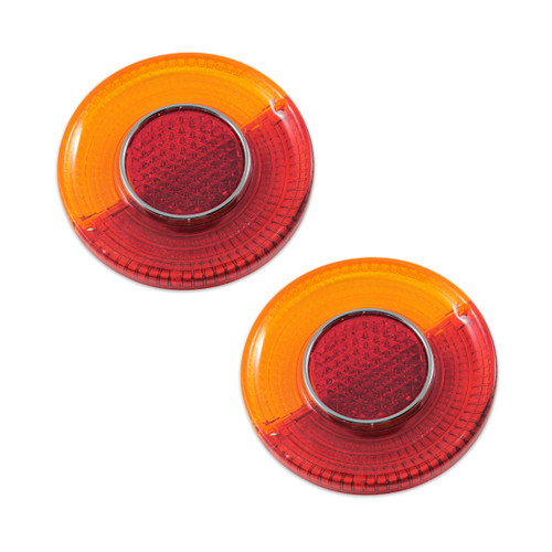 TYPE 34 AMBER TOP TAIL LIGHT LENS KIT