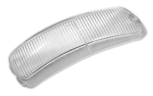 Type 34 Clear Front Turn Indicator Lens - Left