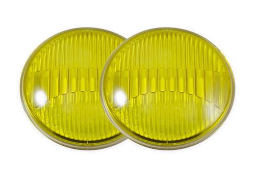 Amber Fog Light Lens Kit