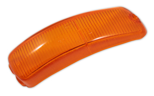 Type 34 Amber Front Turn Indicator Lens - Left