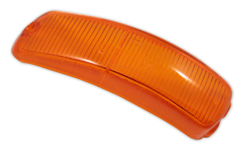 Type 34 Amber Front Turn Indicator Lens - Right