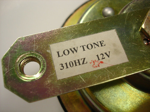 12V Horn Low Pitch