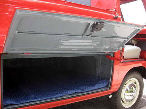 SIDE COMPARTMENT SEAL