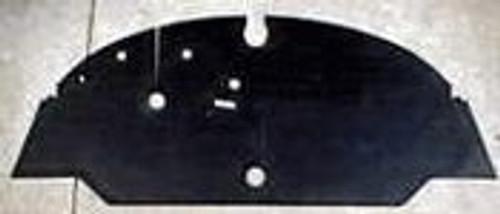 BUS FRONT RUBBER FLOOR MAT 1955-1959