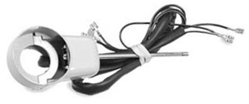 TURN SIGNAL SWITCH, Mar'57-1965 Bus, 6 wires, includes housing and mounting hardware