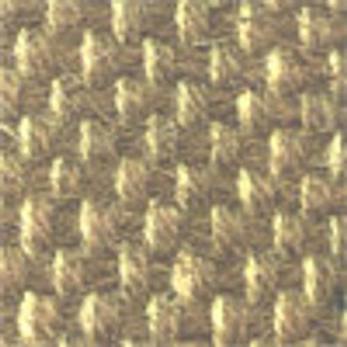 Beetle Coco Mat Set Thru 1957 - Tan & Yellow
