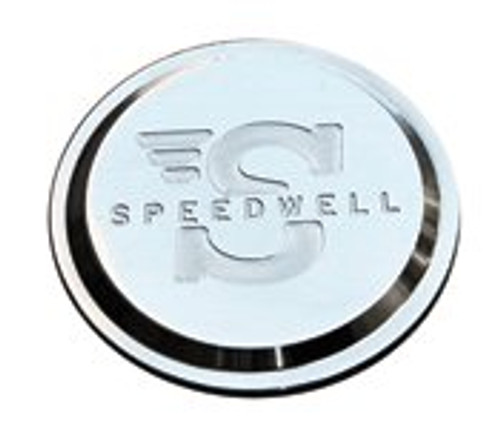 BRM CENTER CAP, Engraved w/Speedwell logo - EACH